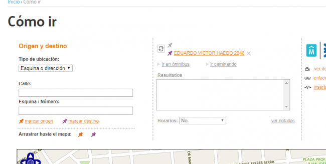 Como ir IMM Intendencia Municipal de Montevideo
